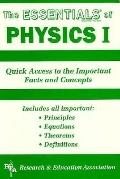 Essentials of Physics I