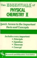 Essentials of Physical Chemistry No 2