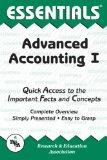 Advanced Accounting I (Essentials) (v. 1)