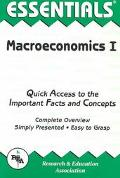 Essentials of Macroeconomics I