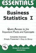 Essentials of Business Statistics I