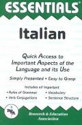 Essentials of Italian