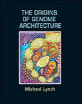 Origins of Genome Architecture