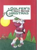 Golfers' Night before Christmas