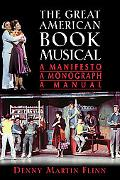 Great American Book Musical: A Manifesto, Monograph, and Manual