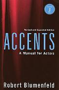 Accents A Manual for Actors