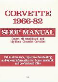 Corvette, 1966-82 Shop Manual