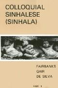 Colloquial Sinhalese (Sinhala) Book 1, Lessons 1-24