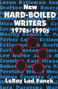 New Hard-Boiled Writers, 1970S-1990s