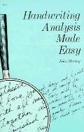 Handwriting Analysis Made Easy