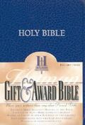 Holman Gift & Award Bible More Great Features Than Any Other Award Bible
