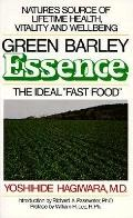Green Barley Essence: The Ideal Fast Food