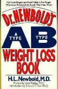 Dr. Newbold's Type a - Type B Weight Loss Book - H. L. Newbold - Paperback