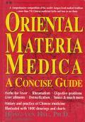 Oriental Materia Medica: A Concise Guide