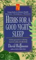 Herbs for a Good Night's Sleep - David Hoffmann - Paperback