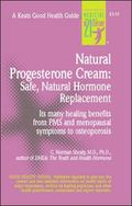 Natural Progesterone Cream Safe and Natural Hormone Replacement