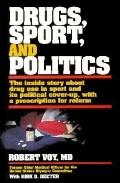 Drugs,sports,+politics