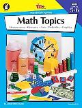 Math Topics, Grades 5 to 6