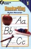 Handwriting Modern Manuscript Homework Booklet (Homework Booklets)