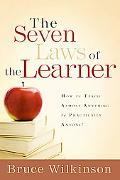 7 Laws of the Learner