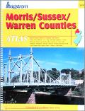 Hagstrom Morris/Sussex/Warren Counties Atlas Large Scale Edition