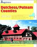 Hagstrom Dutchess/Putnam Counties Atlas
