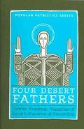 Four Desert Fathers Pambo, Evagrius, Macarius of Egypt, and Macarius of Alexandria  Coptic T...