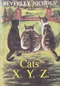 Beverley Nichols Cats X Y Z