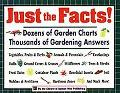 Just the Facts! Dozens of Garden Charts  Thousands of Gardening Answers
