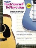 Teach Yourself to Play Guitar (Book & Enhanced CD)
