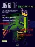 Jazz Guitar Sightreading (Bk. & CD)