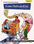 Alfred's Basic Piano All-in-One Book 4 (Italian Edition), Vol. 4