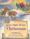 Night Before Christmas The Original Story