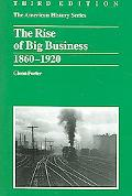 Rise of Big Business, 1860-1920