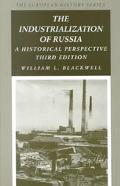 Industrialization of Russia An Historical Perspective