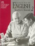 Laubach Way to English Teachers Manual 2