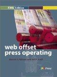 Web Offset Press Operating