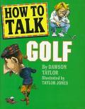 How to Talk Golf