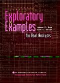 Exploratory Examples for Real Analysis