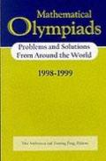 Mathematical Olympiads Problems & Solutions from Around the World, 1998-1999