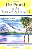 Be Proud of All You've Achieved: Poems on the Meaning of Success: A Collection from Blue Mou...