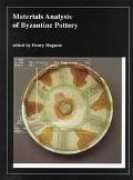 Materials Analysis of Byzantine Pottery