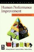 Human Performance Improvement Building Practitioner Competence