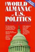 World Almanac of U. S. Politics, 1997-1999 - Saint Martin's - Hardcover