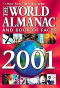 World Almanac and Book of Facts 2001