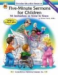 Five Minute Sermons for Children