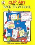 Clip Art for Back-To-School