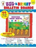 Big and Bright Bulletin Boards - Carso