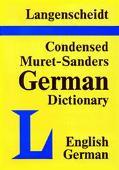 Langenscheidt's Condensed Muret-Sanders English-German Dictionary