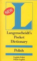 Langenscheidt's Pocket Polish Diction.